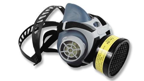 Seguridad Industrial Protección Respiratoria